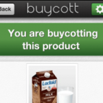 Buycott iPhone app