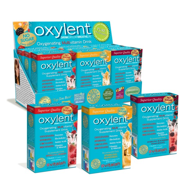 Oxylent 7 Count boxes